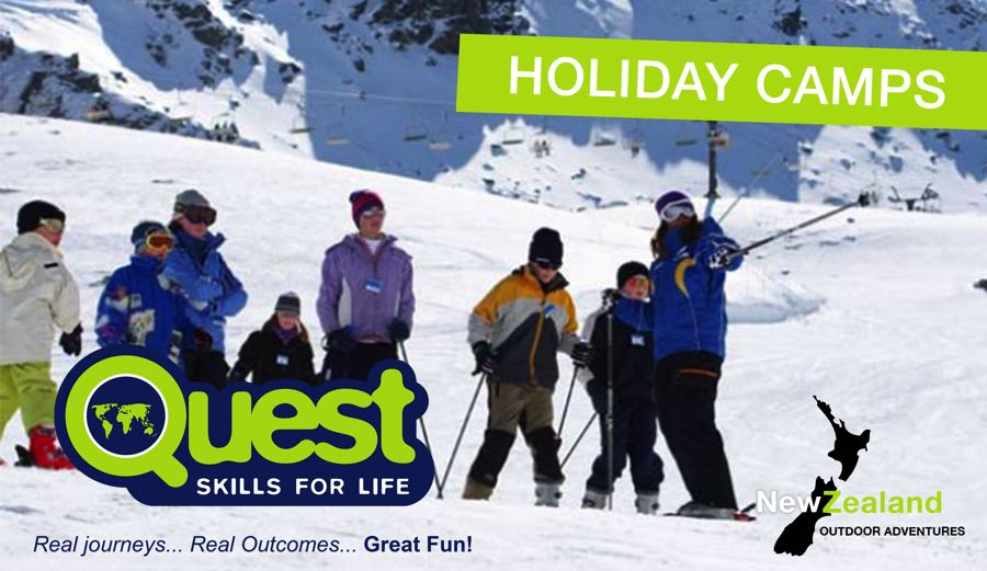 New Zealand School Holiday Camp - Queenstown and Outdoor Adventures