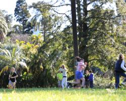 Royal Botanic Gardens melbourne School Camp Activity