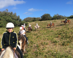 Horse Riding Cape Otway camp Quest Skills for Life