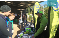 Quest Skills for Life School Camps at the Outdoors Victoria 2015 Conference, Live Life Outdoors