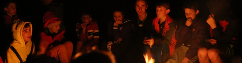 Melbourne School Holiday Camp - Campfires